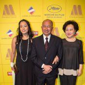 John Woo avec sa femme et sa fille, Jean-Jacques Annaud... La Chine à l'honneur