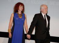 Sabine Azéma, veuve d'Alain Resnais, unie avec André Dussollier pour son hommage