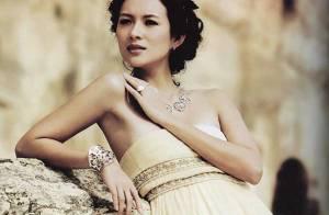 PHOTOS : Zhang Ziyi, la beauté venue d'Asie...