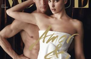 Cristiano Ronaldo : Nu avec sa chérie Irina Shayk pour le Vogue espagnol
