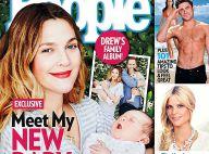 Drew Barrymore, maman pour la 2e fois : Elle présente sa petite Frankie