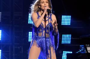 Jennifer Lopez : Showgirl sexy et divine pour la grande finale d'American Idol
