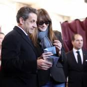 Carla Bruni-Sarkozy : ''J'en ai marre qu'on me pose des questions sur Nicolas''