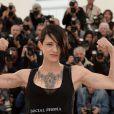 Festival de Cannes 2014 : Asia Argento, réalisatrice de L'Incomprise, arbore de fascinants tatouages