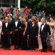 Festival de Cannes 2014 : L'équipe du film Qu'est-ce qu'on a fait au bon dieu ? est au sommet du bonheur, grâce aux 7 millions de spectateurs qui ont vue cette comédie