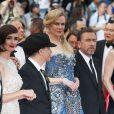 Festival de Cannes 2014 : Nicole Kidman a fait l'ouverture de la quinzaine avec le film Grace de Monaco. Splendide, elle est aussi... très grande !