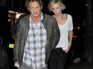 Charlize Theron et Sean Penn, inséparables : Virée romantique à Londres
