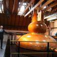 Kate Middleton et le prince William, connus comme la comtesse et le comte de Strathearn en Ecosse, ont visité la distillerie The Famous Grouse, à Crieff, le 29 mai 2014