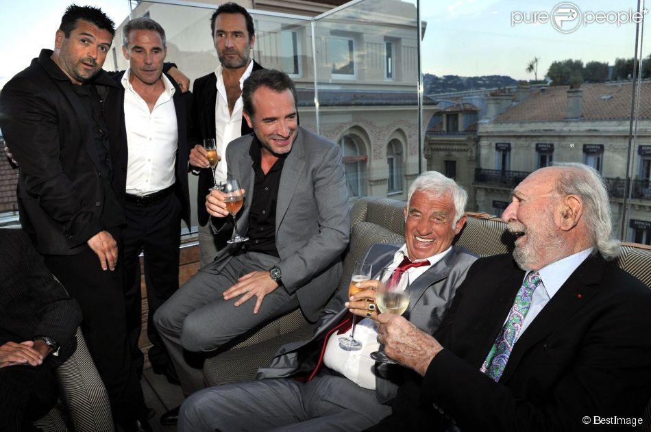 Jeff domenech bruno bellone gilles lellouche jean for Dujardin bruno