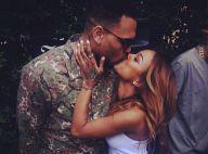 Chris Brown : Sa chérie réunit ses proches pour fêter sa sortie de prison