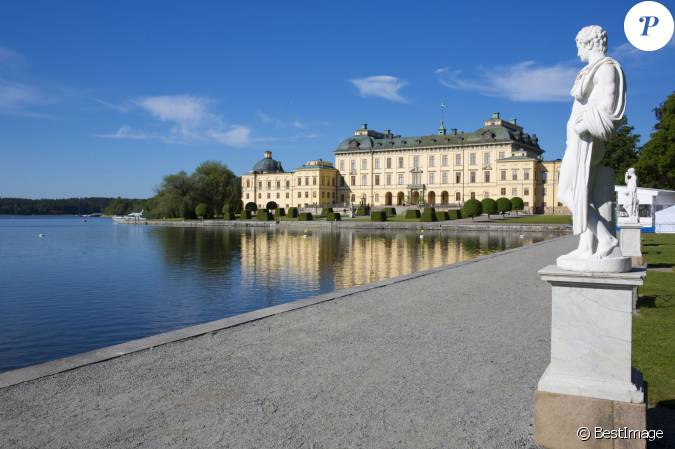 le palais de drottningholm bapt me de la princesse. Black Bedroom Furniture Sets. Home Design Ideas