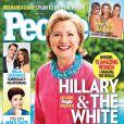 Hillary Clinton en couverture de People, juin 2014.