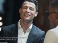 Cristiano Ronaldo : Quand la star du Real Madrid joue les chanteurs de charme...