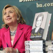 Hillary Clinton rincée par l'affaire Lewinsky: ''Environ 12 millions de dettes''