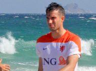 Mondial 2014 : Accident à la plage, embrouille, ça débute mal pour les Pays-Bas