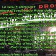 Hommage de Michel Butul à Henri Leproux pour son oeuvre à la tête du Golf-Drouot, de 1955 à 1981