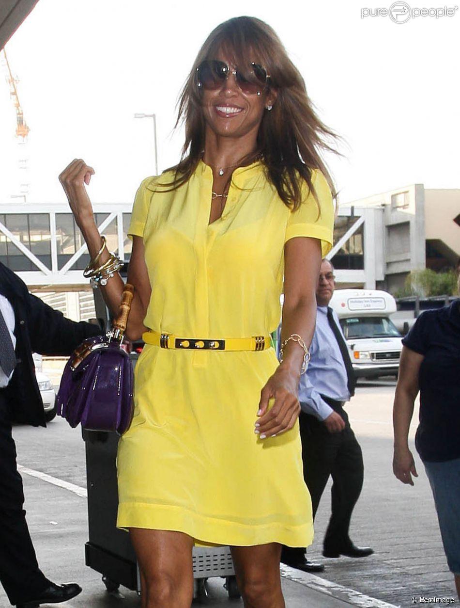 Stacey Dash à Los Angeles, le 5 mars 2012.
