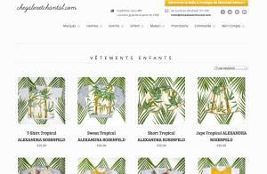 Alexandra Rosenfeld : Son dernier projet mode dévoilé !