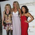 Eva Longoria, Melanie Griffith et Tiziana Rocca lors du Taormina Film Festival en Italie le 17 juin 2014