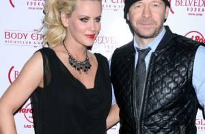 Jenny McCarthy : Son futur mari Donnie Wahlberg, romantique mais un peu illettré