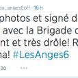 Les tweets de Linda des Anges de la télé-réalité 6