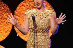 Critics' Choice Television Awards 2014 : Diane Kruger sublime face à Emmy Rossum