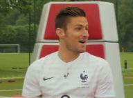 Mondial 2014 : Quand Olivier Giroud et les Bleus parodient... The Voice !