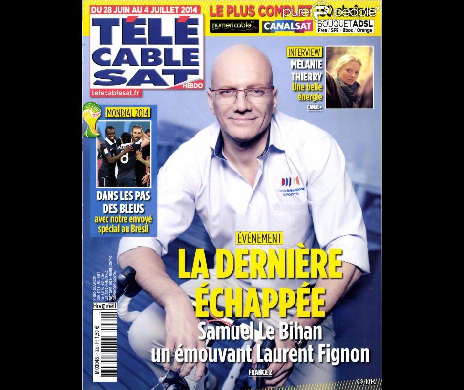 Magazine t l cable sat du 28 juin au 4 juillet 2014 - Tele cable sat ...
