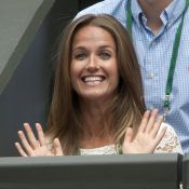 Wimbledon : Kim Sears, supportrice enthousiaste de son bel Andy Murray