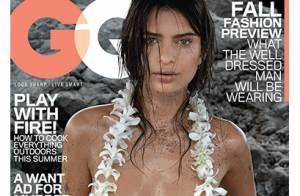 Emily Ratajkowski pour GQ : Vahiné sexy et topless, un délice...