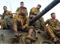 Brad Pitt : En guerre dans ''Fury'', un héros face aux souffrances