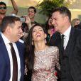 "Jenna Dewan, Channing Tatum, Jonah Hill - Avant-première du film ""22 Jump Street"" à Los Angeles le 10 juin 2014"