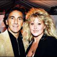 Peter et Sloane à Paris en 1996.