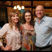 Laurent Fignon: Sa veuve Valérie 's'échappe' avec Claire Keim et Samuel Le Bihan