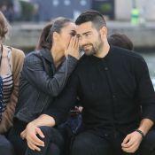 Fashion Week : Jesse Metcalfe et Cara Santana, amoureux chic pour les défilés