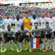 L'équipe de France affronte la Suisse au stade Fonte Nova à Salvador de Bahia, le 20 juin 2014.