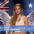 Dania, l'un des soutiens indéfectibles de Frédérique (Les Anges de la télé-réalité 6 - épisode du mercredi 2 juillet 2014.)