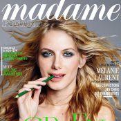 Mélanie Laurent : Son bébé Léo, sa belle-fille Philomène, sa lutte pour la Terre