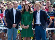 Tour de France 2014 : Kate Middleton donne le top départ avec William et Harry