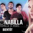 """""""Allo Nabilla en famille à Paris, Tokyo et Marrakech"""", A partir du 6 juillet 2014 sur NRJ12."""