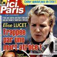 Magazine Ici Paris du 9 au 15 juillet 2014.
