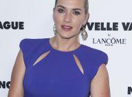 Fashion Week : Kate Winslet, égérie éblouissante, avec Clotilde Courau, radieuse