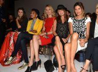 Fashion Week : Malika Ménard et Pauline Lefèvre, sur leur 31 pour Zuhair Murad