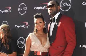 LeBron James : Retour chez les Cavs... avec sa femme Savannah enceinte !