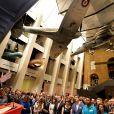 Le prince William effectuait le 17 juillet 2014 la réouverture du Musée impérial de la guerre à Londres.