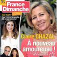 """Retrouvez la formidable interview de Francine Distel et son fils Laurent dans """"France Dimanche"""", en kiosques le 18 juillet 2014."""