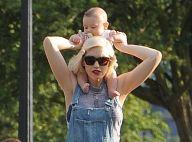 Gwen Stefani : Maman comblée pour une journée au parc avec sa tribu