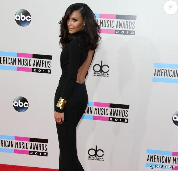 "Naya Rivera - Soirée ""American Music Awards 2013"" à Los Angeles, le 24 novembre 2013."