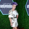 Kelly Osbourne lors des Young Hollywood Awards à Los Angeles le 27 juillet 2014