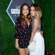 Vanessa Hudgens : Au top et complice avec sa ravissante petite soeur Stella